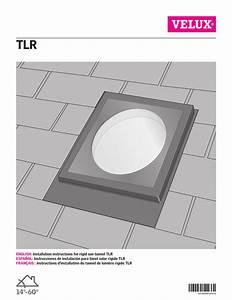 Velux Tlr 014 2000 Installation Guide