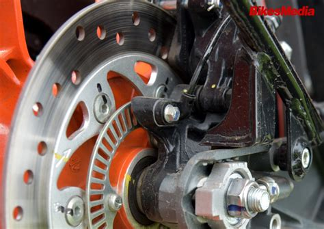 Motorcycle Floating Caliper Disc Brakes Explained- Sliding