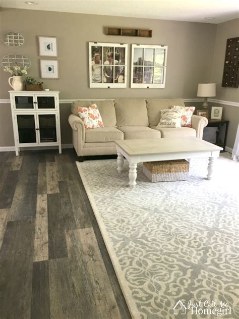 Home Depot Seasoned Wood Vinyl Plank