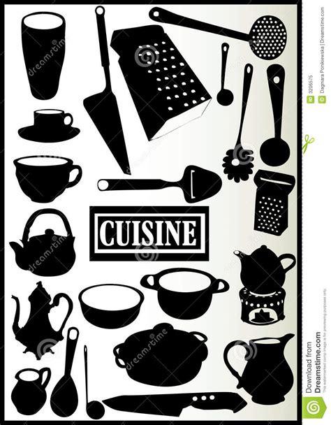 ustensil cuisine assortiment des ustensiles de cuisine photo libre de