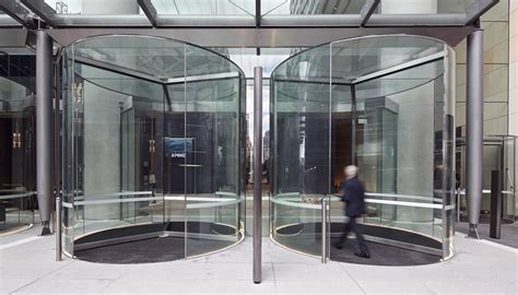 Glass Revolving Door Image collections   Glass Door Design