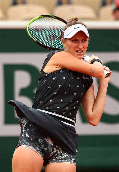 After strong performances in the opening two rounds, osaka struggled. Marketa Vondrousova Photos Photos - 2019 French Open - Day ...