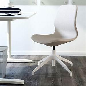 Ikea Schreibtischstuhl Weiß : f hlt sich nicht nur im b ro zu hause ikeas neuer drehstuhl l ngfj ll unhyped ~ Udekor.club Haus und Dekorationen