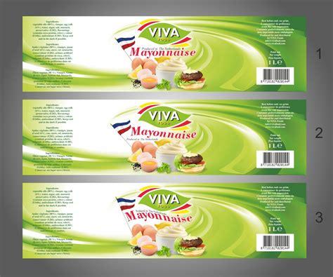 stiker cuisine playful label design design for r k a company