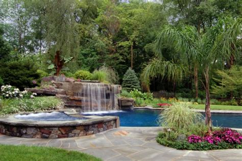 plants for pool area nj planting design ideas for formal natural landscapes