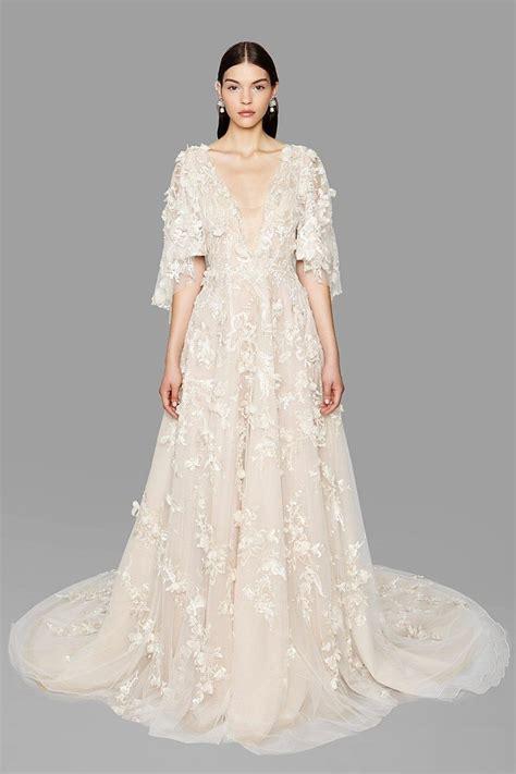 Marchesa Fall 2017 Wedding Dresses   Weddingbells