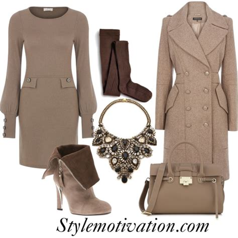 15 Elegant And Stylish Winter Fashion Combinations Style