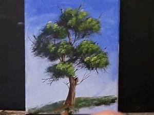Bilder Bäume Gemalt : einen baum malen b ume malen wie malt man einen baum mit lfarben youtube ~ Orissabook.com Haus und Dekorationen