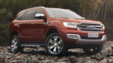 2015 ford everest new car sales price car news carsguide