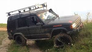 Land Rover Discovery 1 300 Tdi On 35 U0026quot  Tires With Arb Lockers 5 U0026 39  Lift