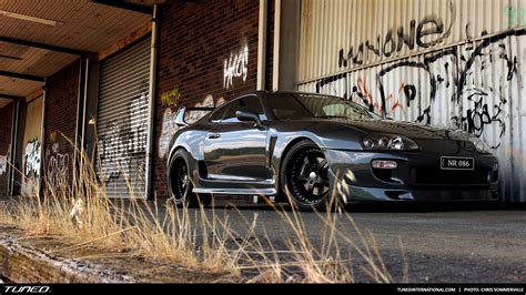 widebody supra wallpaper 2jz no s nathan s trd wide body supra tuned