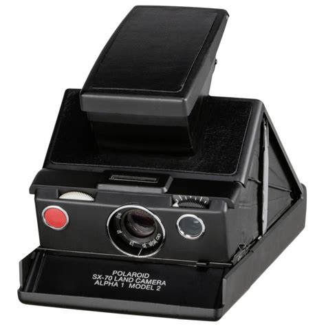 Polaroid Sx 70 Polaroid Sx 70 Black Refurbished