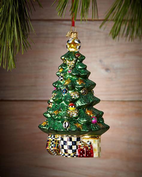 mackenzie childs christmas tree ornament