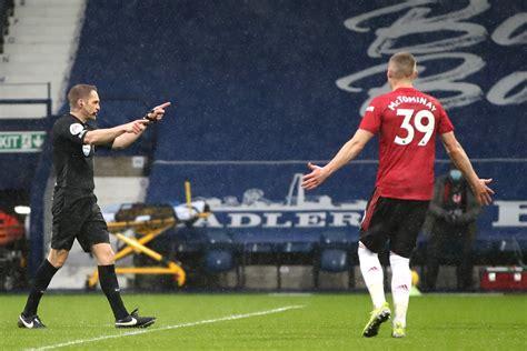 West Brom v Man United: Solskjaer wants refereeing ...