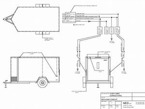 Triton Snowmobile Trailer Wiring Diagram