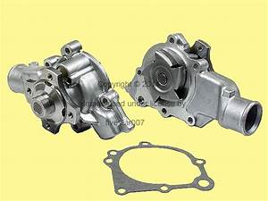 Gmb Engine Cooling Water Pump W Gasket For Jeep Grand