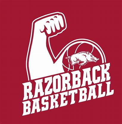 Basketball Razorback Arkansas Muscle