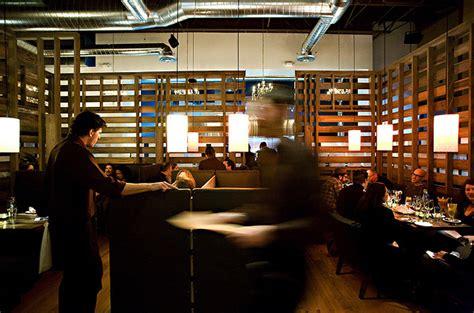 modern restaurant and bar ls
