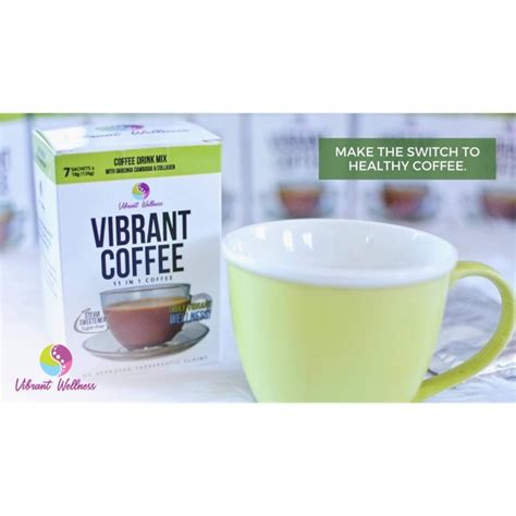 Vibrant distributor package 1 $135 (3 vibrant coffee and 2 vibrant glow) $135.00 + $15.05 shipping. Vibrant Slimming Coffee Original 100% weight loss w ...