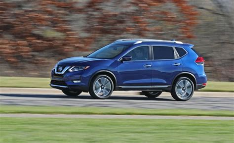 2018 Nissan Rogue  Indepth Model Review  Car And Driver