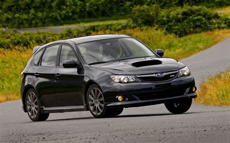 2010 Subaru Impreza Wrx Limited Sedan, Hatchback Start
