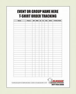 blanktshirtorderformtemplate party ideas With school t shirt order form template