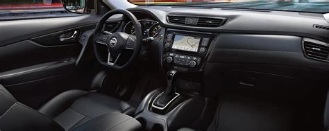 nissan rogue interior features commonwealth nissan