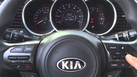 kia optima oil light reset procedure  video
