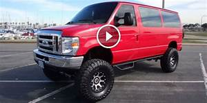Phenomenal 1995 Ford F350 E350 Diesel Van 4x4 And This Isn