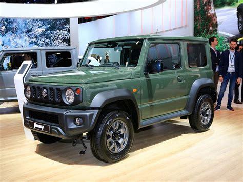 All-new Suzuki Jimny Muncul Di Paris Auto Show Dengan