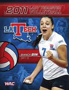 2011 Louisiana Tech Volleyball Media Guide by Louisiana ...