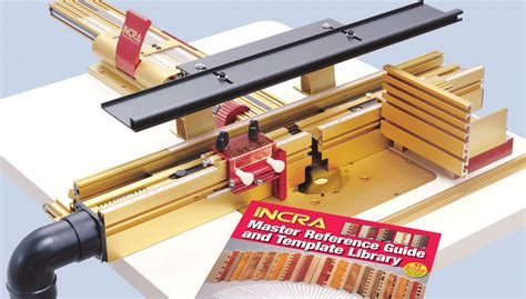incra ls super system router table fence review router