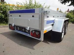 Pkw Anhänger 100 Km H : pkw anh nger mit tandemachse 750 kg gesamtgewicht ~ Kayakingforconservation.com Haus und Dekorationen