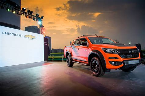 ใหม่ Chevrolet Colorado High Country Storm 2018-2019 รีวิว