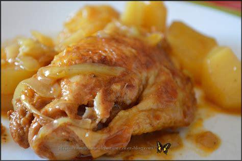 cuisiner une cuisse de poulet poulet pomme de terre recettes cookeo