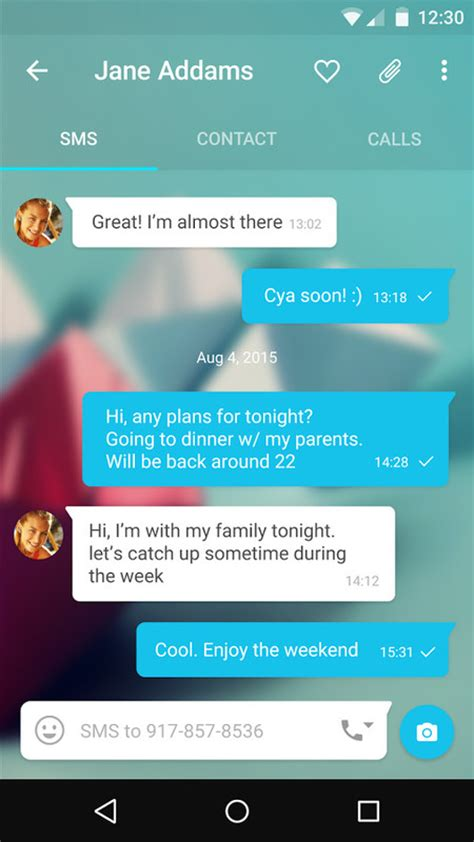 apple messages on android messages sms apk free android app appraw