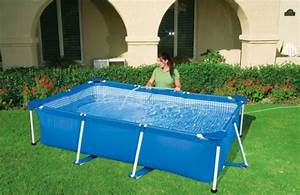 Piscine Intex Hors Sol : piscine hors sol intex gamme metal frame junior piscine ~ Dailycaller-alerts.com Idées de Décoration