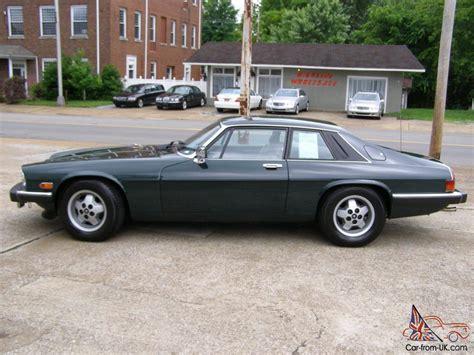 Jaguar Two Door by 1988 Jaguar Xjs Base Coupe 2 Door 5 3l Low