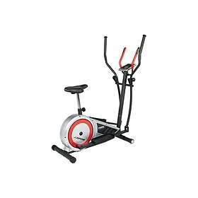 York Fitness Aspire 2-in-1 Exercise Bike and Cross Trainer ...