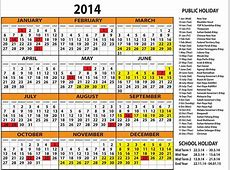 Long Weekends For Malaysia 20142015 Hype Malaysia