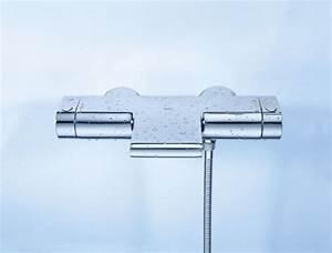 Grohe Grohtherm 2000 Thermostat Wannenbatterie : grohe grohtherm 2000 thermostat wannenbatterie 34174001 ~ Watch28wear.com Haus und Dekorationen