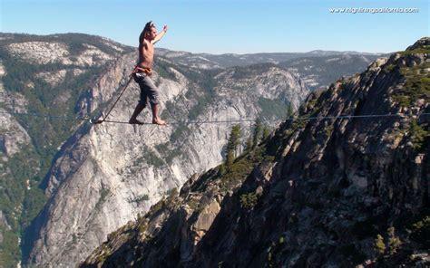 highlining california