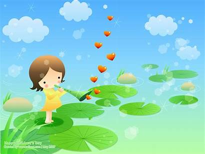 Wallpapers Nice Lovely Colorful Colourful Cartoon Childrens