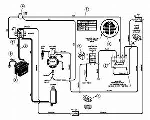 Starter Switch Wiring Diagram For Briggs Stratton