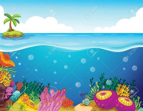Deep Ocean Clipart Collection