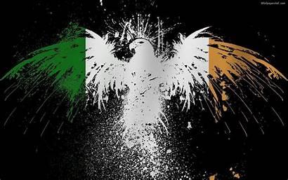 Irish Ireland Wallpapers Flag Backgrounds Desktop Background