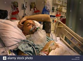 Image result for pictures of someone recovering from spinal surgery