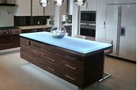 glass counter tops Add a Unique Touch with Custom Glass Table Tops - CGD ...