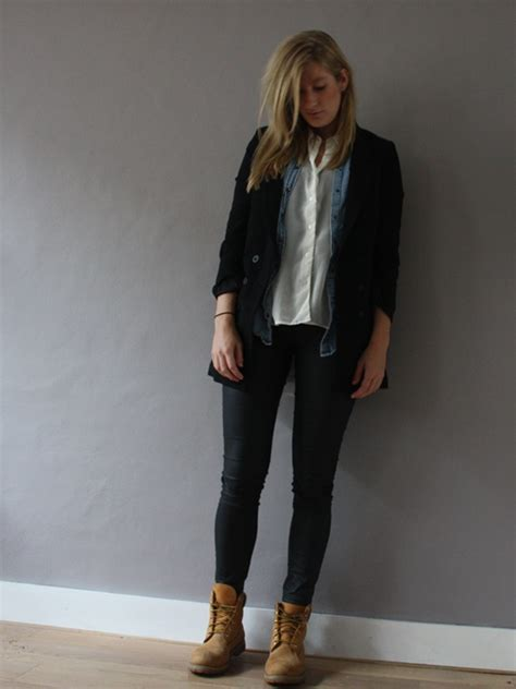 Timberland outfits | Winter Collections | Pinterest | Timberland outfits Boots and Outfit