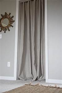 ikea curtains for closet decorate the house with With fabric doorway curtains